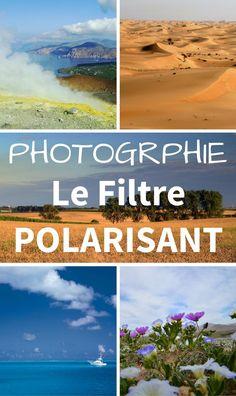 SI vous êtes photographe, ou que vous débutez juste en photo, vous vous demandez sûrement à quoi sert un filtre polarisant en photo de voyage ? Je vous explique en détail l'utilité d'un filtre, que se soit en voyage, en week-end, en vacances ou dans la vie de tous les jours ! #photo #photographie #voyager #voyage #filtre #polarisant #CPL #filtre polarisant #contraste #saturation