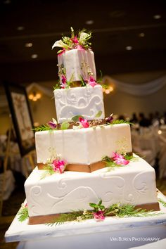 Chef Ned's incredible creations - hand in hand with Keystone Weddings!