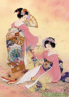 Art asiatique Estampe Japonaise