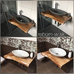 💚💪🏽✔️ our work 😊  Krásne dosky pod umývadla z orechového dreva na objednávku ✌🏻🍃 👉🏻📲 www.reborn-w.sk   #lovemyjob #bathroom #beoriginal #wood #handmade #woodworking #lovenature #naturalhome #woodlovers #bedifferent #home #design #workingmood #nofilterneeded #rebornwsk #livestyle #homedecor #photooftheday #like4like #followme