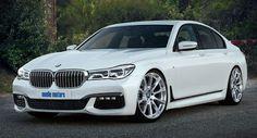 Noelle Motors Werke seiner Magie auf neueste BMW 750i BMW BMW 7-Series Tuning