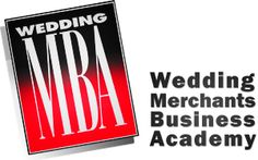 Wedding MBA: No matter what part of the wedding business you are in, Wedding MBA lets you learn from international wedding industry powerhouses like The Knot, Brides.com, Martha Stewart Weddings and more! | wedding professionals | wedding business | wedding industry education