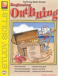 Beginning Outlining, Grades 3-4   -