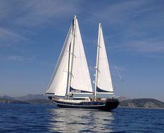 Luxury yacht charter Turkey - Blue Heaven gulet