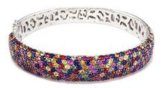 EFFY Balissima Splash multiclor sapphire bangle