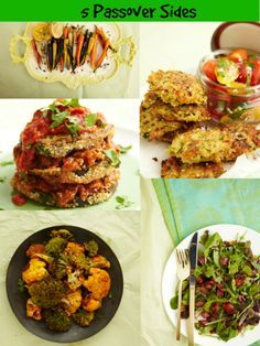 Passover Sides Great For All Year | via @JoyofKosher