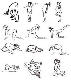 Pregnancy Stretches