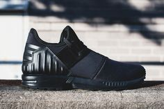 "adidas ZX Flux Plus ""Triple Black"" - EU Kicks: Sneaker Magazine"