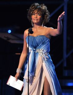 Whitney Houston, one of the best voice.....