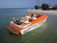 Wakeboard Tower for your Baja Boat