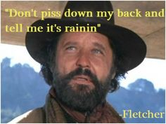 outlaw josey wales quotes - Google Search