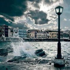 Samaria Hotel in Chania Town, Crete Cool Places To Visit, Places To Travel, Places To Go, Beautiful Islands, Beautiful Beaches, Places Around The World, Around The Worlds, Crete Island, Old Port