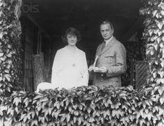 Billie Burke and Florenz Ziegfeld - via@ClassicMovieHub