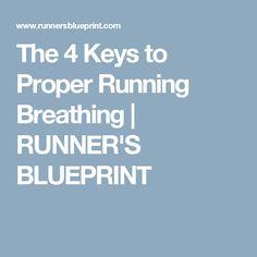 The 4 Keys to Proper Running Breathing | RUNNER'S BLUEPRINT