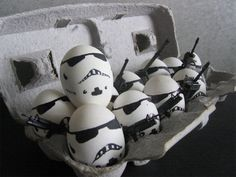 Stormtrooper eggs?