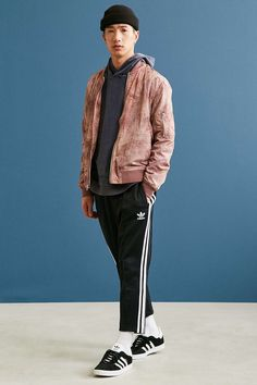 UO Crinkly Nylon Summer Bomber Jacket - Urban Outfitters