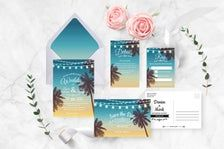 Beach Wedding Itinerary Corjl Template Wedding Welcome | Etsy Seating Chart Wedding, Seating Charts, Wedding Schedule, Wedding Planner, Wedding Invitation Sets, Party Invitations, Fun Party Themes, Wedding Timeline