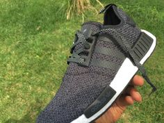 A Close Look At The Adidas NMD R1 Black B39505 3M Champs