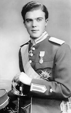 His Royal Highness Prince Carl Johan of Sweden, Duke of Dalarna (1916-2012)