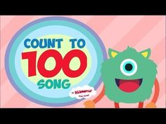 Count to 100 Song for Kindergarten   Numbers 1-100 Dance Song for Kids   100 Dance - YouTube