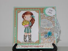 TinyWorks: Card For You Nuovo progetto per un nuovo Challengeeeee!!!!!!!!!