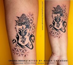 Perfect balance of Peace and Power Originally designed this awesome combination of my favorites Lord Buddha - Lord Shiva, Full power !   Tattoo by Akash Chandani at Skin Machine Tattoo Studio   Thanks for looking :) Email for appointments- skinmachineteam@gmail.com www.skinmachinetattooz.com  #power #peace #buddha #shiva #peaceandpower #tattoo #tattooed #inked #inkedguys #buddhatattoo #shivatattoo #art #followforfollow #followme #bestoftheday #bestofthebest #artistoftheday…