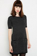 Cooperative Birdseye Sweater Dress at Urban Outfitters