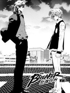 The Breaker: New Waves Sonsenguim and disciple