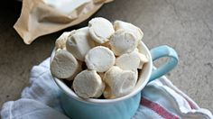 Homemade Miniature Marshmallows (Paleo, GAPS) - The Sprouting Seed