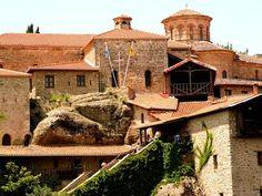 Kalabaka, Greece http://www.house2book.com