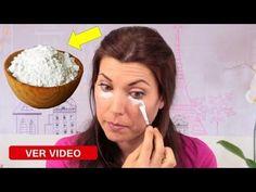 Cuando Sepas Porque Ella Frota Bicarbonato de Sodio Bajo sus Ojos Querrás Hacerlo También - YouTube