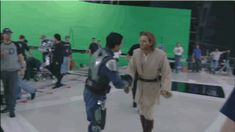 Star Wars: Attack of the Clones | Behind the Scenes - Ewan McGregor & Temuera Morrison