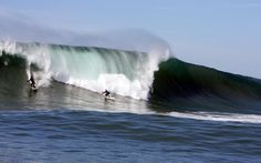 A Chance for Women to Surf the Maverick's Contest