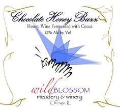 NV Wild Blossom Meadery Winery Chocolate Honey Buzz Mead 500 mL >>> You can find more details by visiting the image link. Mead Wine, Honey Wine, Types Of Wine, Three Words, Gourmet Recipes, Wines, Honey Chocolate, Image Link, Alcohol