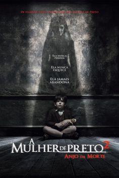 A Mulher de Preto 2 - Anjo da Morte (The Woman in Black 2: Angel of Death) Online Legendado Dublado HD 1080p 720p