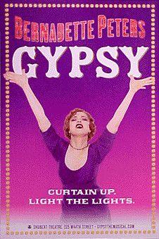 Gypsy Bernadette Peters