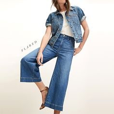Let's Talk Flared Jeans - AmandoBlogs.comAmandoBlogs.com