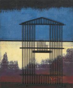 'La liberté détruite par l'absence' by Max Ernst Max Ernst, L Absence, Dada Movement, Rene Magritte, 2d Art, Figure Painting, Art Day, Impressionist, Les Oeuvres