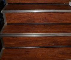 Allure Flooring On Stairs The Best Image Search Imagemag Ru Pinterest