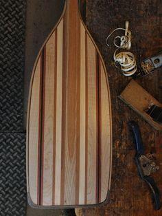 Nahanni Canoe Paddle Fritz Orr TAIGAN