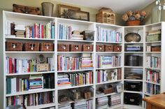 bookcases! ( Billy)