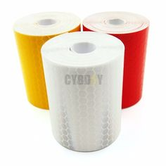 """2""""X10' 5cm*300cm Reflective Tape Stickers Car Styling For Automobiles  #new"""