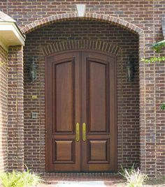 Superior Country French Exterior Wood Entry Door Style DbyD 2431  Doors By Decora:  Country Part 32