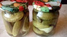 Fotorecept: Rýchle uhorky Pickles, Cucumber, Food, Essen, Meals, Pickle, Yemek, Zucchini, Eten
