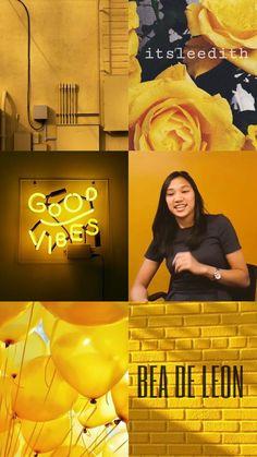 Bea de Leon 🌻💛 Alyssa Valdez, Wallpaper Quotes, Iphone Wallpaper, Volleyball Players, Lock Screen Wallpaper, Girl Crushes, Eagles, Beast, Challenge