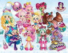Shopkins World Vacation, Shopkins Picture, Drama Total, Shopkins Happy Places, Shopkins Characters, Shopkins And Shoppies, Strawberry Shortcake Characters, Disney Princess Snow White, Lol Dolls