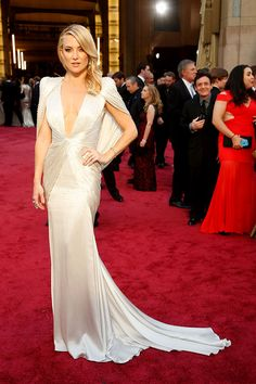 vestidos blancos red carpet