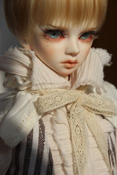 Miss Polly had a Dolly - serious face by BRO.TITI on Flickr.