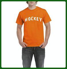 Ugo Hockey USA Match with Leggings Yoga Pants Hockey Stick Game Night Gift Men's T-Shirt Tee - Sports shirts (*Amazon Partner-Link)
