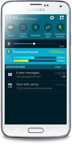 Samsung GALAXY S5 ✓